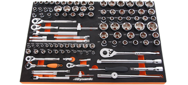 Tool Sets with Foam Organizers