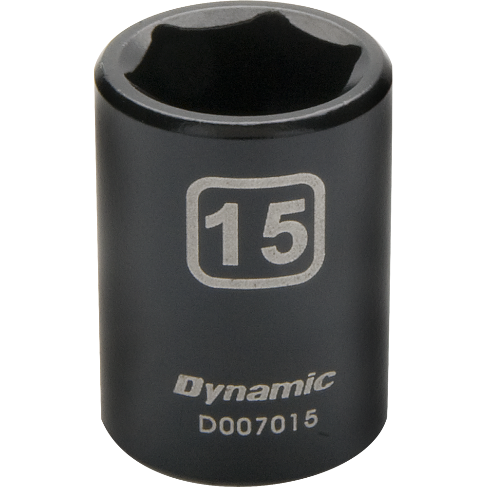 Metric Standard Impact Sockets-6 Point