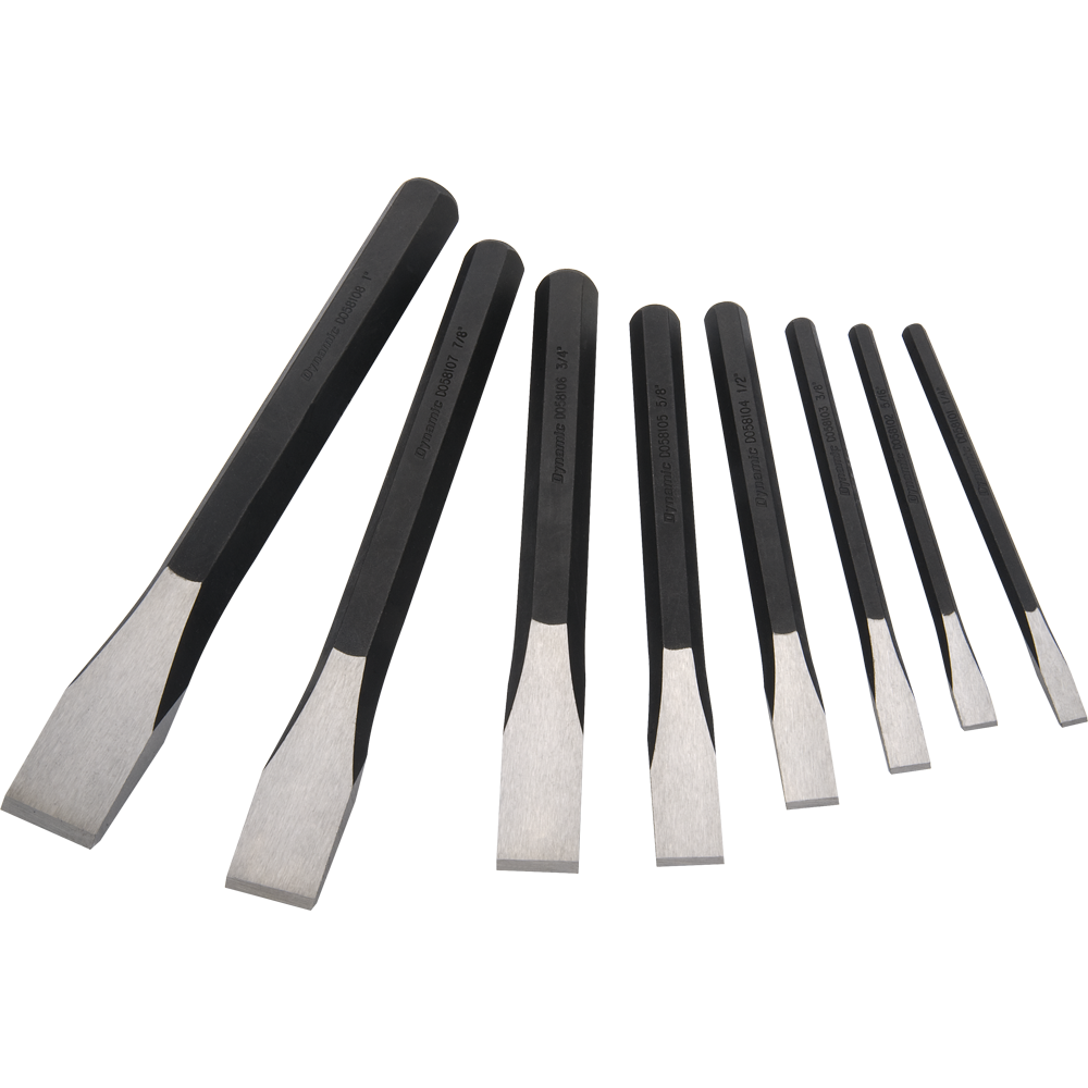 8 Piece Chisel Set