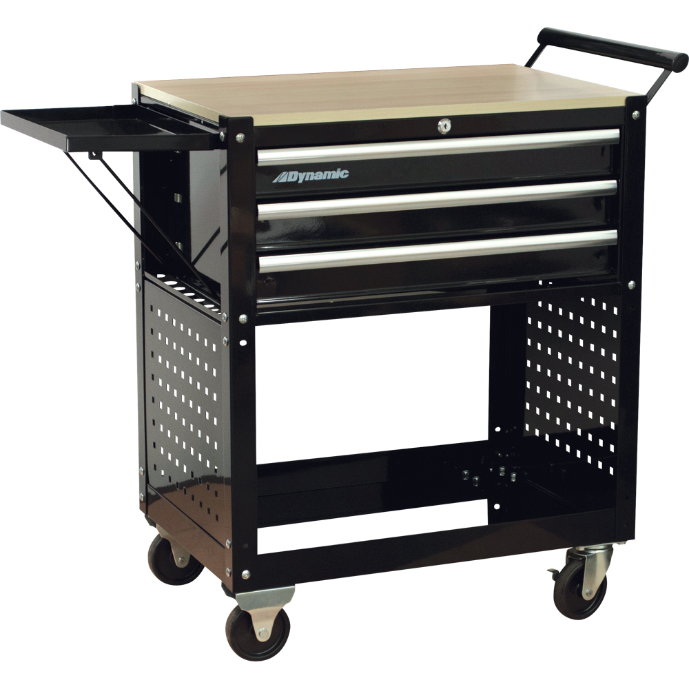 3 Drawer Utility Cart