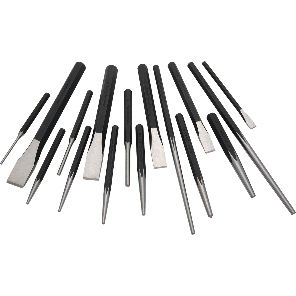 Punch and Chisel Sets